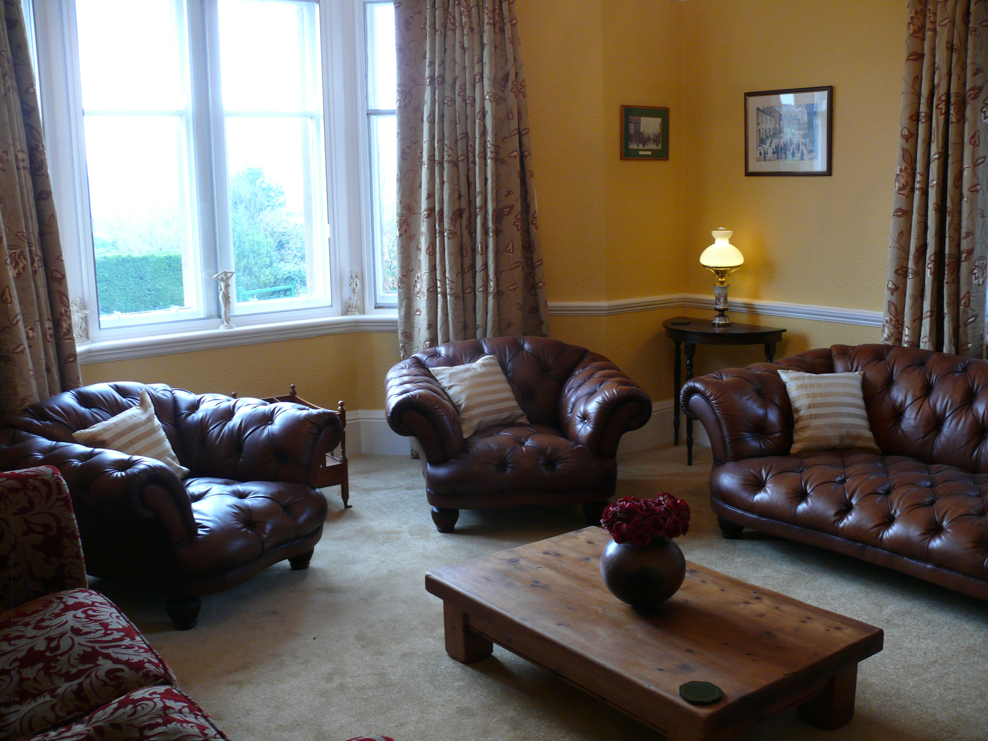 Hay Farm Bed and Breakfast near Holy Island - North Northumberland