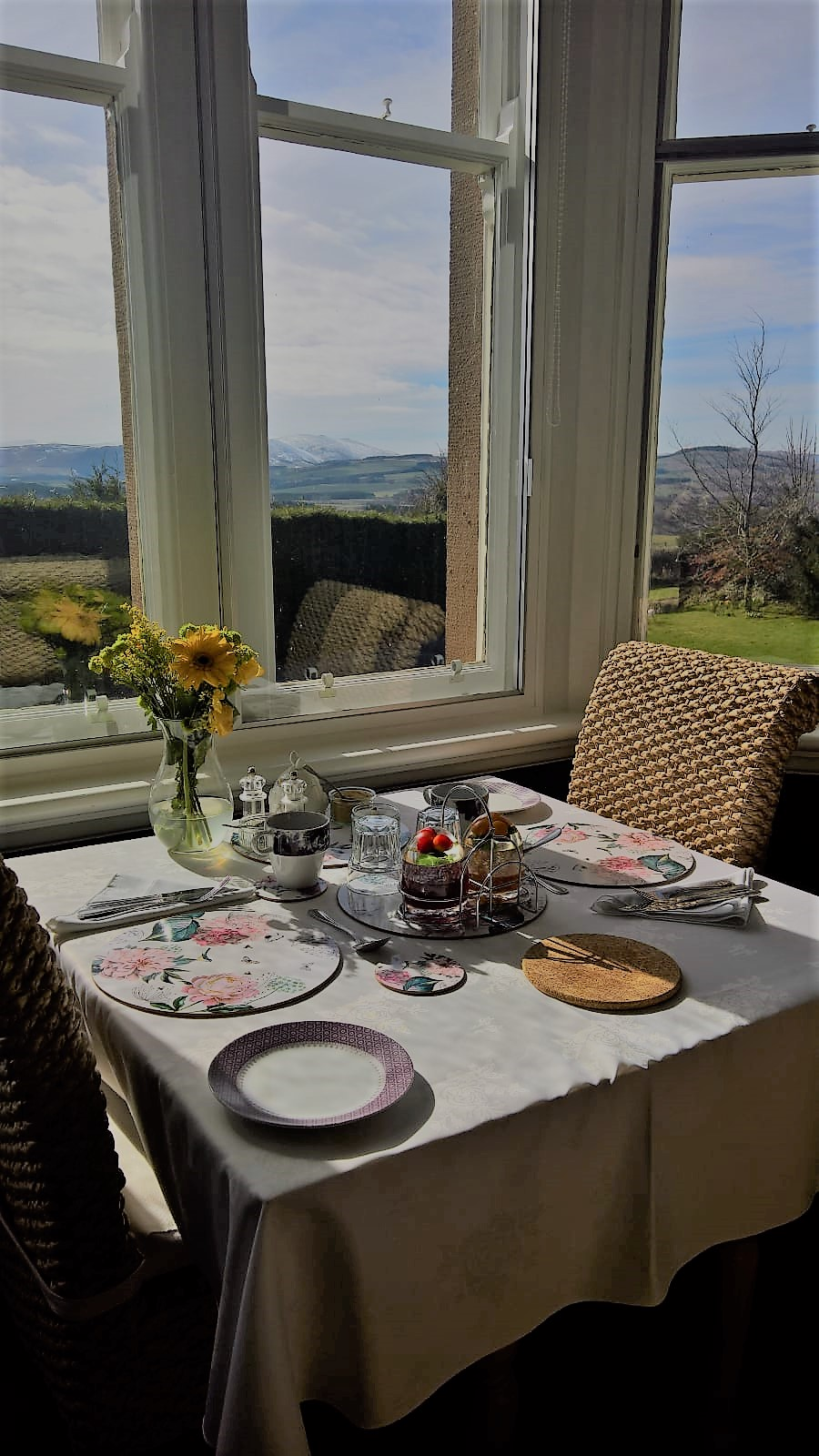 Hay Farm House Bed and Breakfast in North Northumberland
