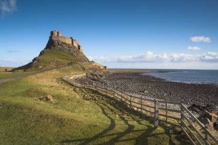 Lindisfarne - Hay Farm House Bed and Breakfast in North Northumberland